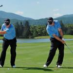 ゴルフ ダウンスイングの始動 安定しない悩みを解決