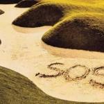 バンカーショットの打ち方、砂地の特徴を掴む