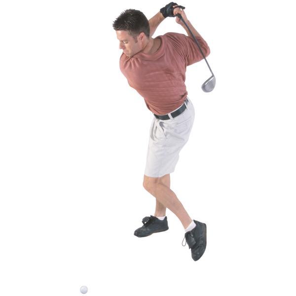 自宅でできるゴルフ練習!オーバースイング矯正法