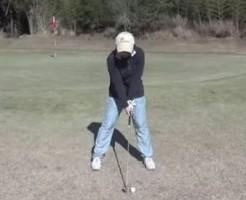 ゴルフ初心者のためのスイング基本練習