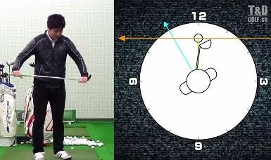 これで解決!ゴルフボールを高く上げるスイング練習法