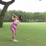 ゴルフ 低い球の打ち方、練習法