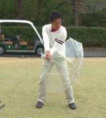 ゴルフの手首の返し方は2種類ある!