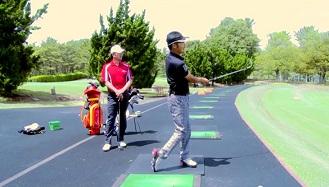 ゴルフ練習でするべきウォーミングアップとは