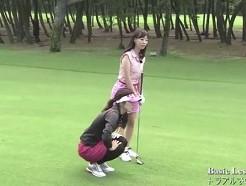ゴルフ初心者が陥りやすいトラブル解消法