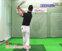 ゴルフ フルスイングのコツ、全力の出し方