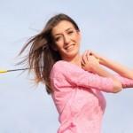 ゴルフクラブの振り方の基本、腕の使い方